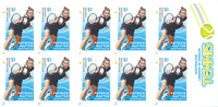 Australia - Legends/Rafter - Mint booklet