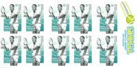 Australia - Legends/Fraser - Mint booklet