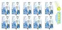Australia - Legends/Emerson - Mint booklet