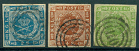 Danmark - 1854-58