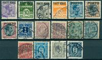 Danmark - Parti - 1875-1936