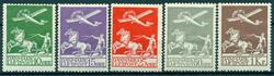Danmark - 1925-29