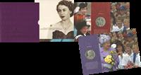 Great Britain -  Queen Elizabeth Coronation anniv. - PNC