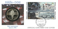 Marshall Islands - D-Day - Numiscover