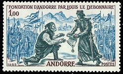 Andorra Fransk YT 169