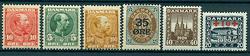 Danmark - 1904-21