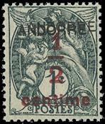 Andorra - YT 1a - Mint