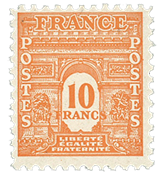 Frankrig - YT 629