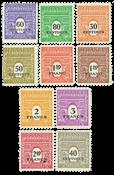 Frankrig - Triumfbuen YT702-711
