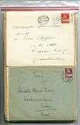 Suisse - Lot de doublons de lettres anciennes