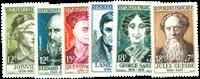 France - YT 1108-13 - Mint