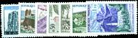 France - YT 1235-41 - Mint