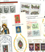 West Germany - 20 mint sheetlets