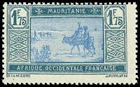 Mauritania - YT 60B mint