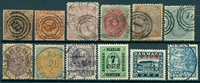 Denmark - Collection - 1854-2005