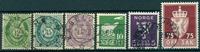 Norge - Parti - 1867-1989