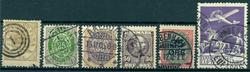 Danmark - Samling - 1852-1959