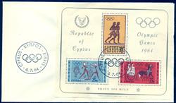 Cypern - FDK - 1960-89