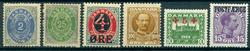 Danmark - Samling - 1870-1970