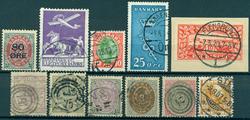 Danmark - Samling - 1854-2012