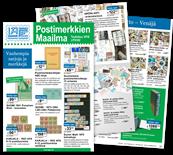 Postimerkkien maailma - LPG162