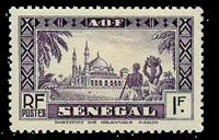 Senegal - YT 129 mint