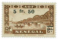 Senegal - YT 192 mint