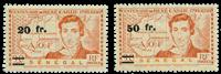 Senegal - YT 196-97 mint