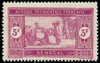 Senegal - YT 109 mint