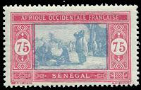 Senegal - YT 84A mint