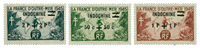 Indochina - YT 296-98 mint