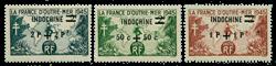 Indokina - YT 296-98 postfrisk