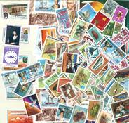 Madagascar IV - 101 stamps and 13 souvenir sheets