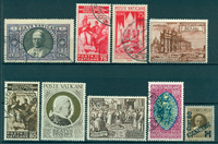Vatican City - Collection - 1929-63