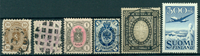 Finland - Collection - 1875-1950