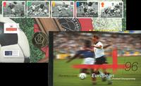 England - Football - Møntbrev og prestigehæfte