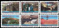Norfolk Island - Phillip Islands diversity - Mint set 6v