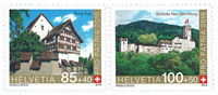 Switzerland - Pro Patria 2016 - Mint stamp