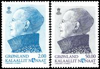 Greenland - Definitives 2016 - Mint set 2v