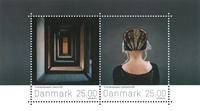 Denmark - Photo art - Mint s/s
