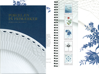 Danmark - Porcelæn - Postfrisk prestigehæfte