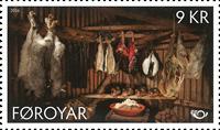 Færøerne - Norden 2016 - Postfrisk frimærke