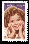 USA - Shirley Temple - Postfrisk frimærke