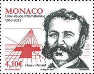 Monaco - Røde kors - Postfrisk sæt
