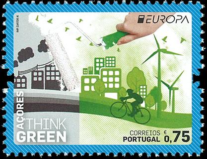Azorerne - Europa 2016 f - Postfrisk frimærke