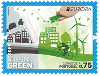 Azores - Europa 2016 - Mint stamp