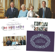 Great Britain - HM Queen 90th birthday - Pres.pack