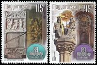 Hungary - Stamp Day 2016 - Mint set 2v