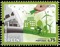 Madeira - Europa 2016 - Postfrisk frimærke