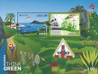 Madeira - Europa 2016 - Postfrisk miniark